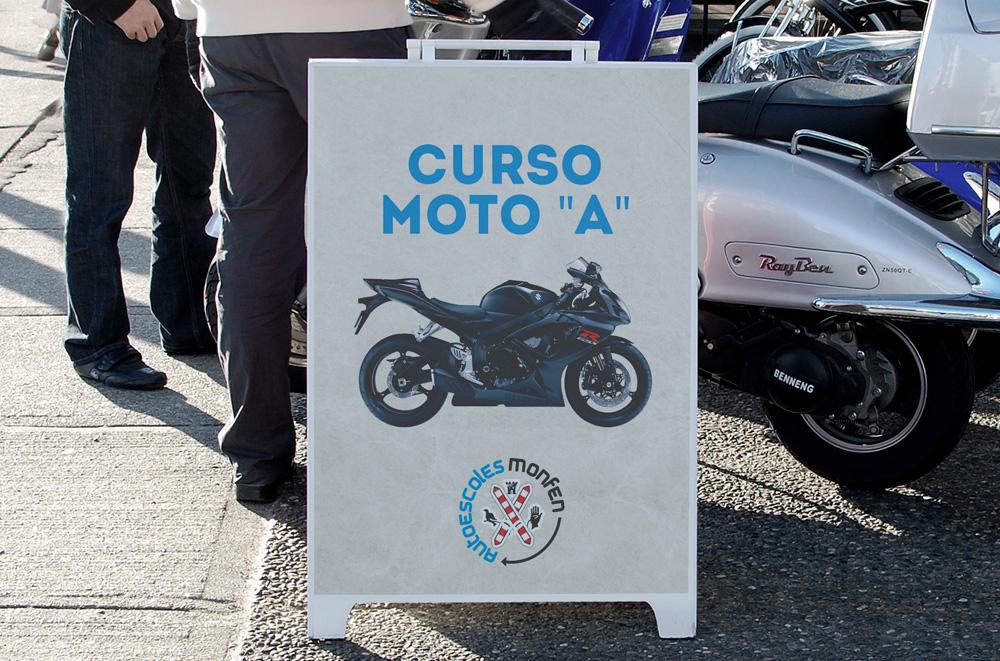 Curso Moto Gran Cilindrada